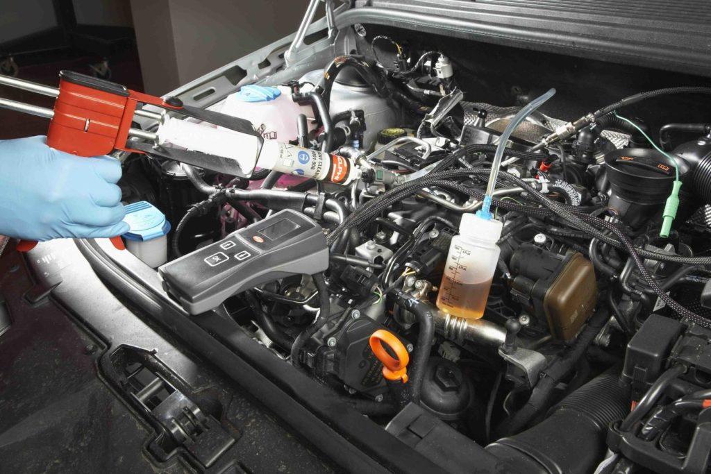 Ремонт топливной системы авто в Киеве