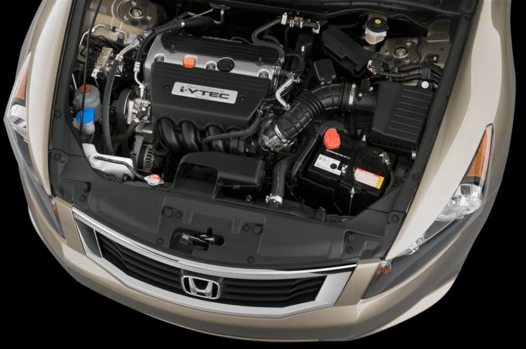 Стоимость ремонта двигателя Honda Accord Киев