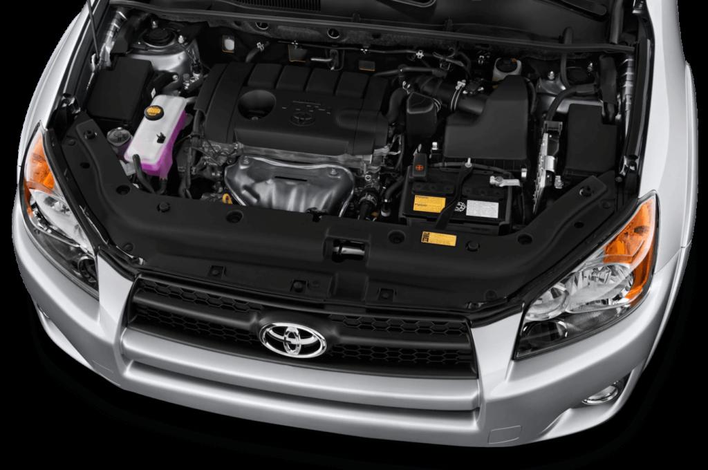 Цена на ремонт двигателя Тойота Рав 4 2019