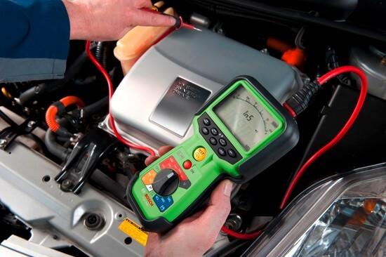 Техническое обслуживание и ремонт электрооборудования автомобиля
