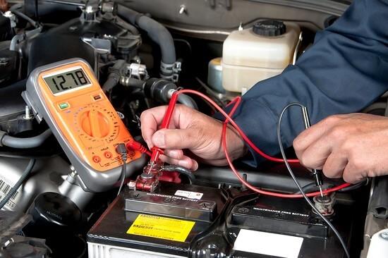 Ремонт системы электрооборудования автомобиля