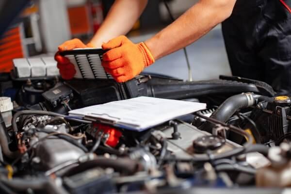 Плановое техническое обслуживание автомобиля